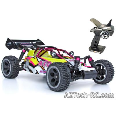 ATOM Roller Cage 1/10 moteur BRUSHLESS 6000015_MHD voitures