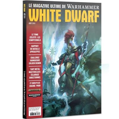 WHITE DWARF AOUT 2019 (French) WWD08-01_GAMESWORKSHOP