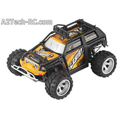 MINI-IMHD 1/18 SUV 4x4 Orange 8379041_MHD voitures