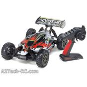 INFERNO NEO 3.0VE T1READYSET EP (KT231P+) ROUGE KYOSHO_Réf_34108T2B