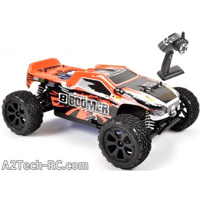 PIRATE BOOMER Thermique 1/10 Truggy T2M_Référence_T4932