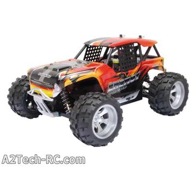 MINI-IMHD 1/18 ENERGY 4x4 Rouge 8379032_MHD voitures
