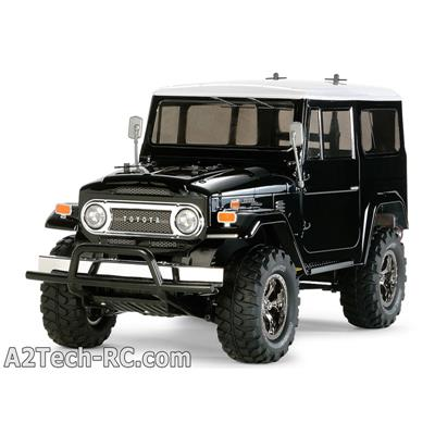 RC LAND CRUISER 40 NOIR TAMIYA_Réf_58564