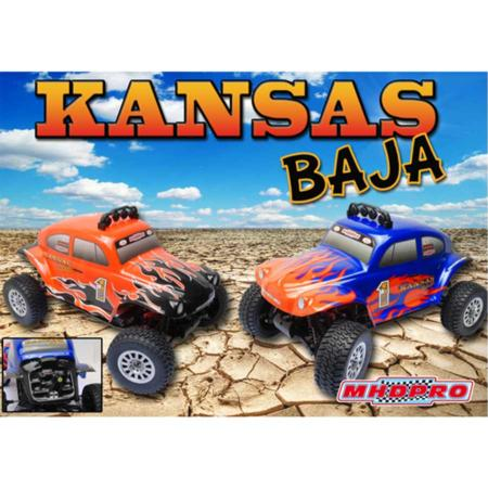 KANSAS BAJA Brushless RTR 1/10 *** PROMO. 339e -20% *** 6000020_MHD voitures