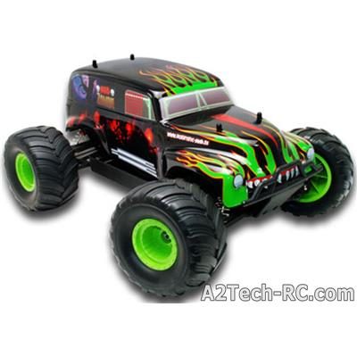 MAD ZOMBIE Brushless 59000011_MHD voitures